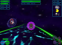 Sci-Fi Showdown Screenshot 1