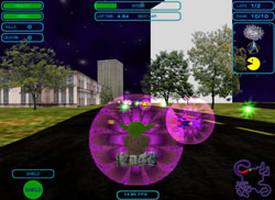 Sci-Fi Showdown Screenshot 4
